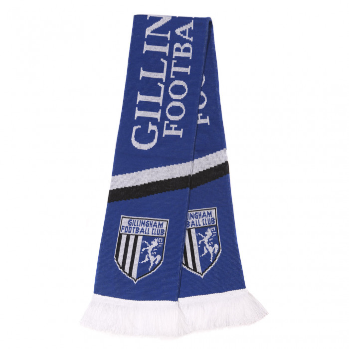 Football Club Jaquard Scarf